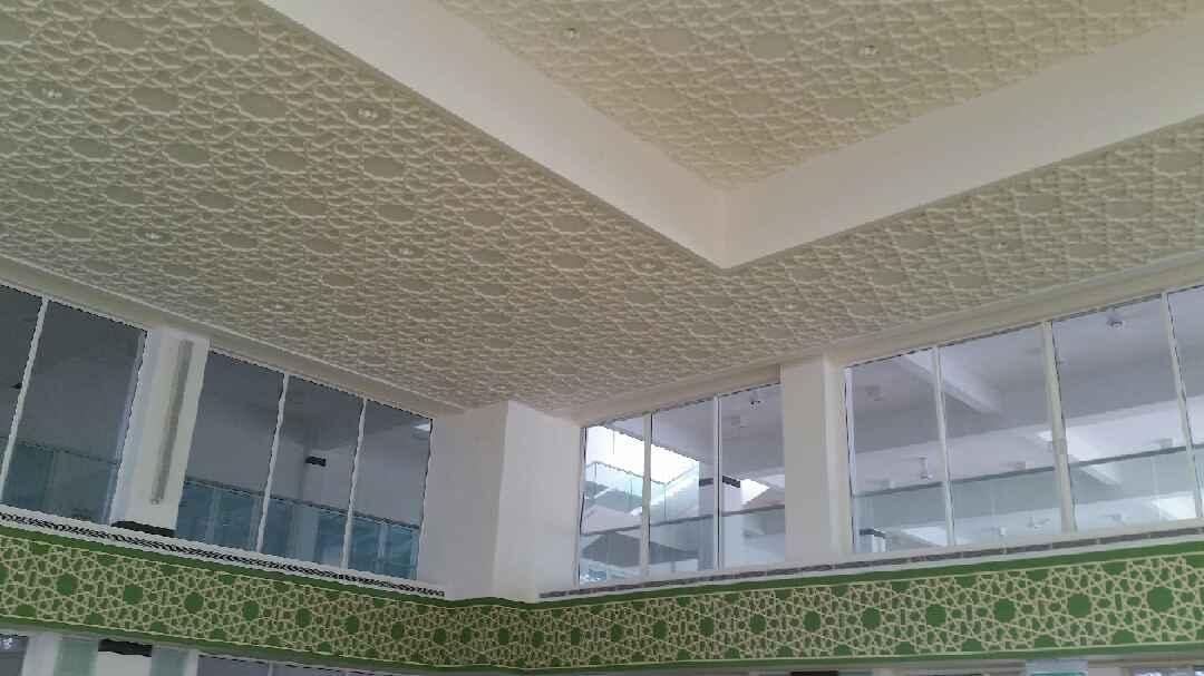 World First GBI Platinum Mosque